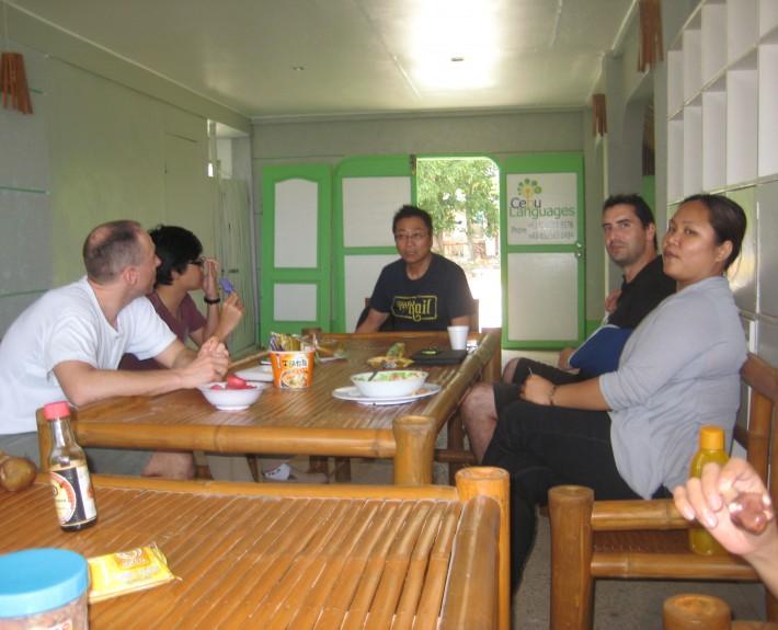 English IELTS Study Course Center Cebu Philippines ESL School Gallery cebú escuela Inglés filipinas
