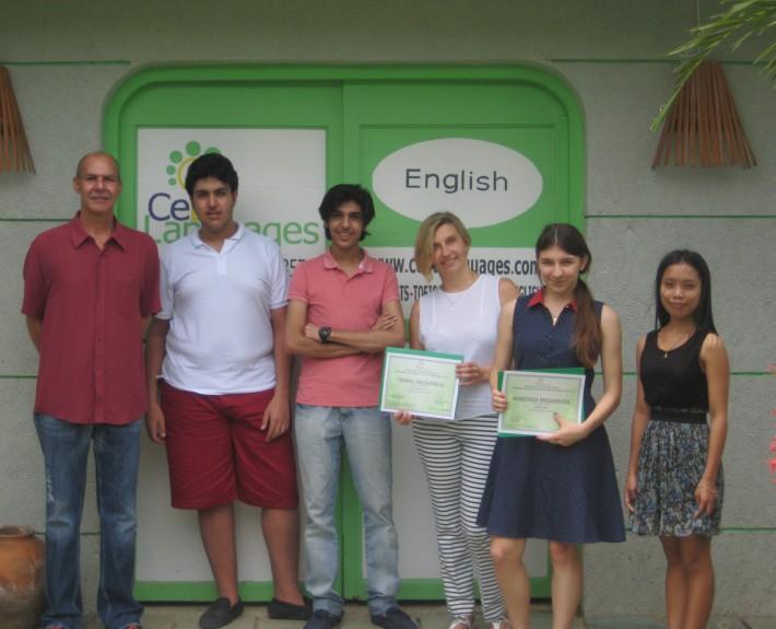English IELTS Study Course Center Cebu Philippines ESL School Gallery سيبو المدرسة الانجليزية الفلبين