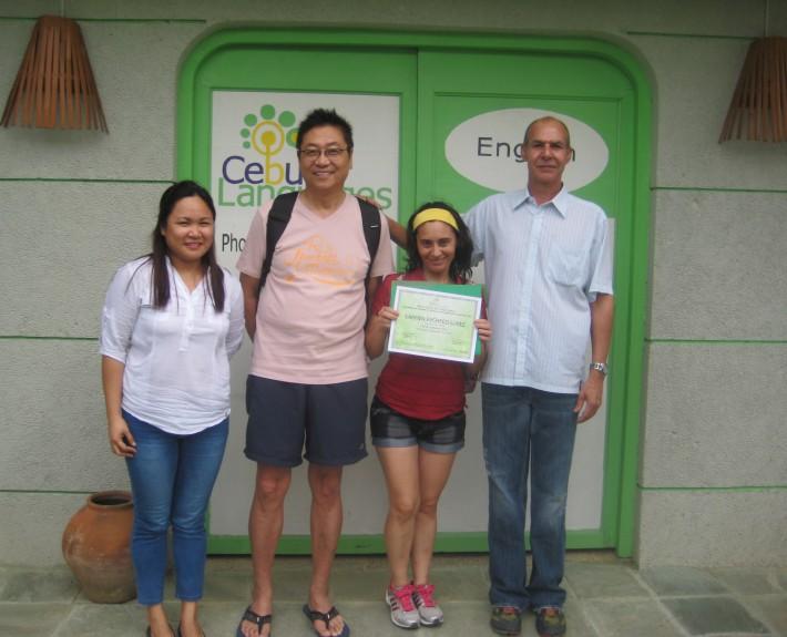 English IELTS Study Course Center Cebu Philippines ESL School Gallery 英語学校セブフィリピン