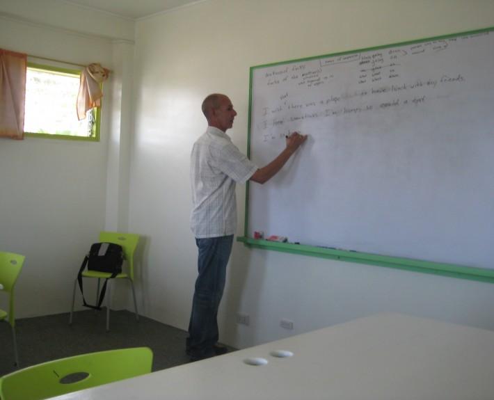 English IELTS Study Course Center Cebu Philippines ESL School- Gallery szkoła Cebu Filipiny