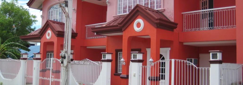 english instruction cebu Philippines student accommodations house rent affordable hotel