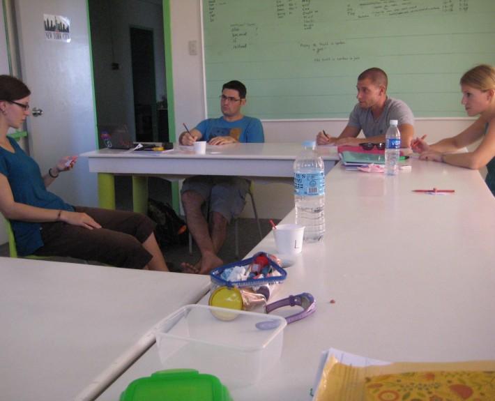 English IELTS Study Course Center in Cebu Philippines ESL School Gallery - Englisch Schule Cebu Philippinen Cebu école anglaise philippines